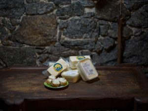 Butter (from cow or sheep milk)